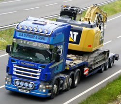 Frisby Heavy Haulage
