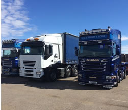 Well maintained fleet